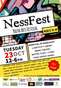 NessFest poster v4